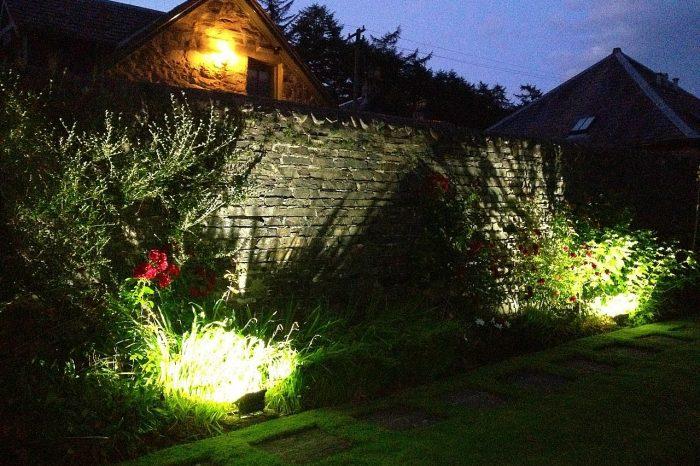 Silhouette LED lighting Design