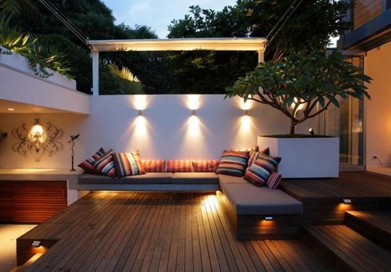 Spread lighting Design