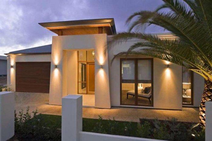 Residential outdoor led lighting nashville outdoor for Residential exterior lighting design
