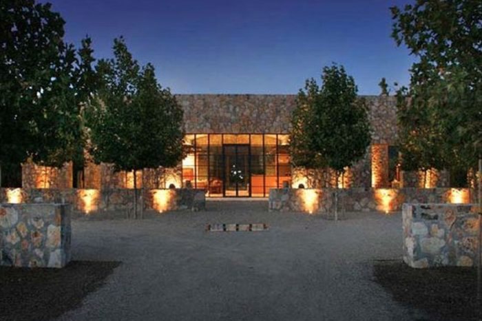 WA Winery Lighting Design