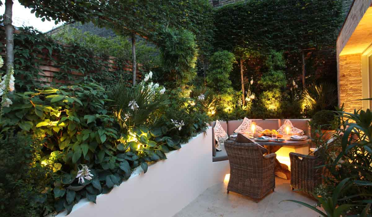 Outdoor Garden Lighting Led Landscape Lighting Design In