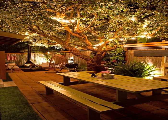 Top 5 led landscape lighting tips for spring perth garden lights its just about time to dust off the garden furniture and get spring inspired all it takes to transform your garden or outdoor space aloadofball