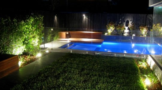 Outdoor Garden Lighting LED Landscape Lighting Design in Perth