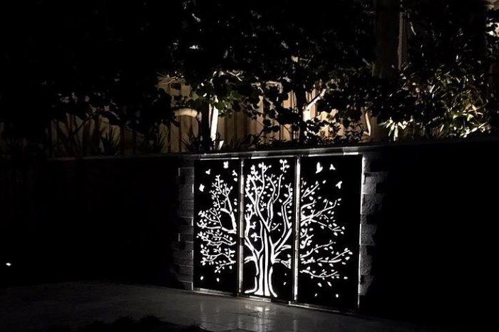 Art Panel Lighting